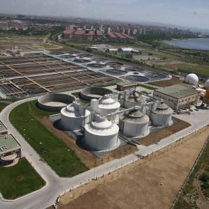 İSKİ Ataköy İleri Biyolojik Atıksu Arıtma Tesisi
