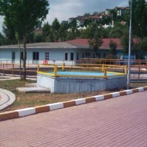 İSKİ Bahçeşehir Biyolojik Atıksu Arıtma Tesisi