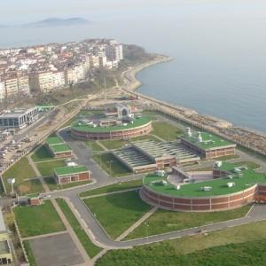 İSKİ Kadıköy Atıksu Ön Arıtma Tesisi